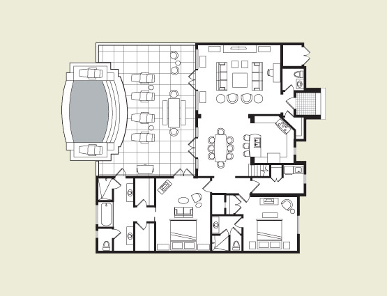 Small Mexican Floor Plans - Home Plans, Architecture, House Design